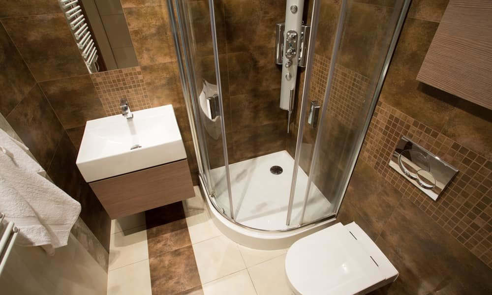 13 Tips to Make a Small Bathroom Look Bigger