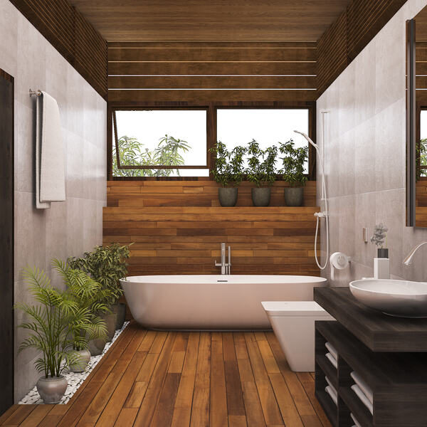 10 Best Flooring Options for Bathroom