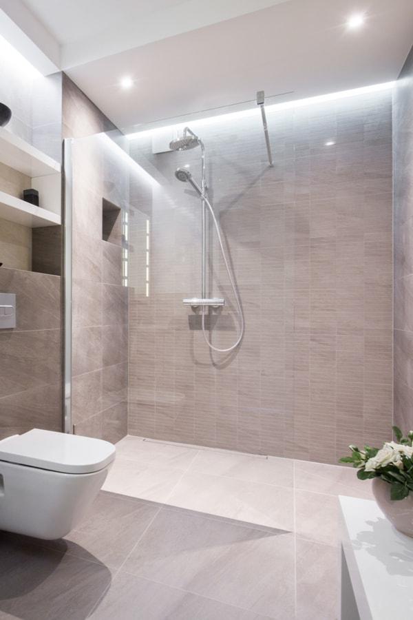 Advantages of having a wet room