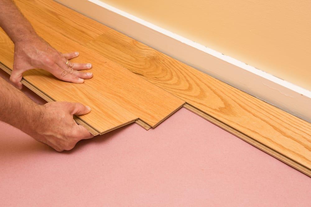 Engineered Hardwood Bathroom Flooring
