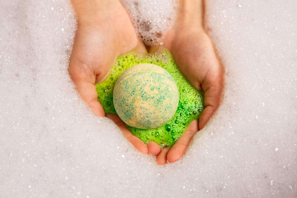 Common questions about bath bombs