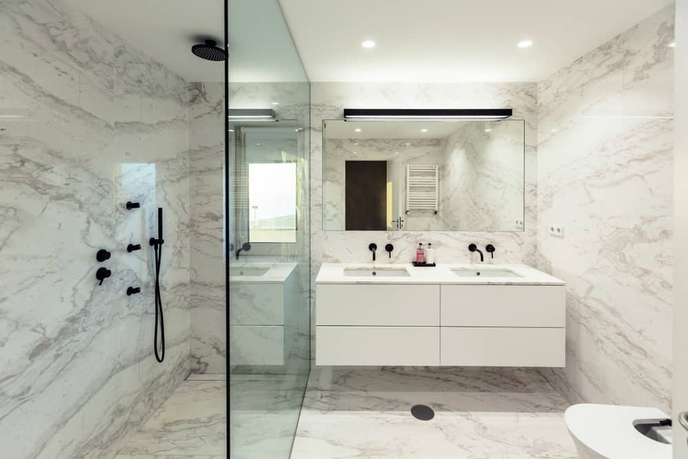 Consider marble – real or fake