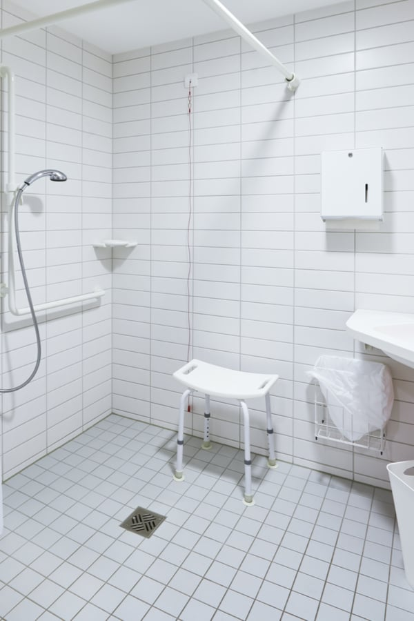 Factors to consider when installing a wet room 2