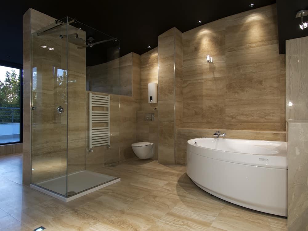 How to ensure your wet room is waterproof 1
