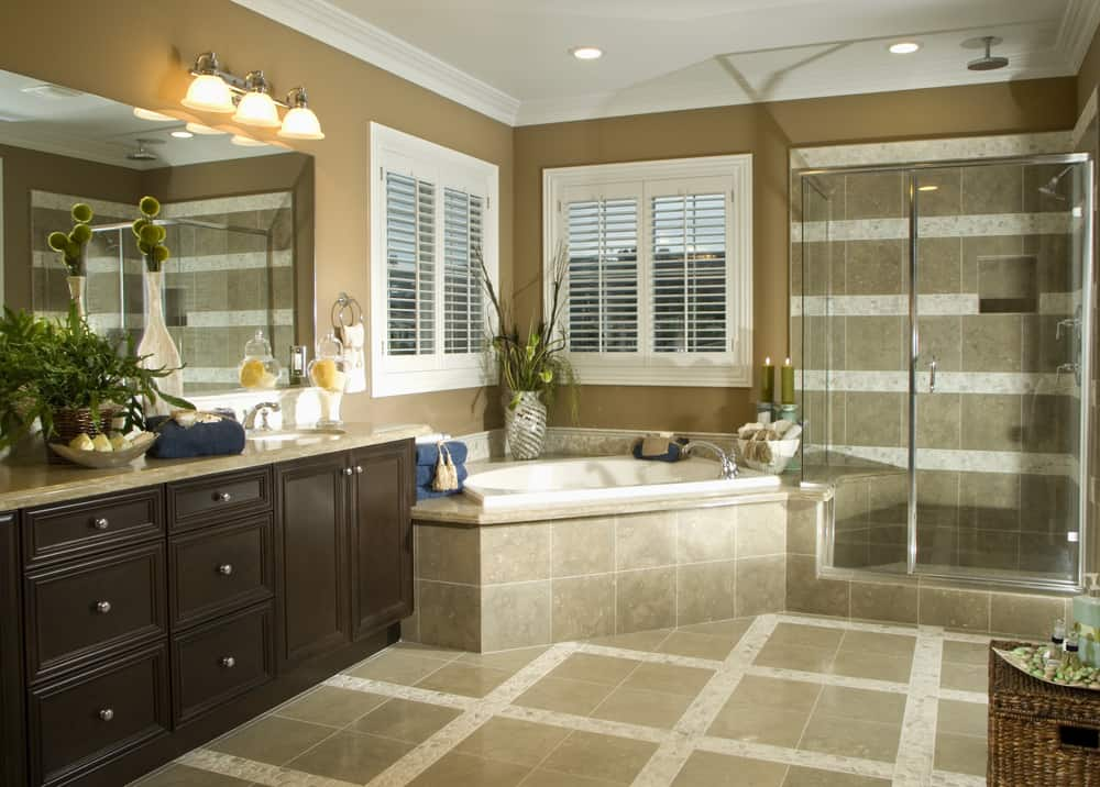 Important Guides for Bathroom Flooring Design