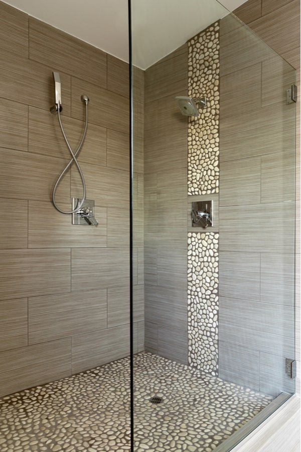 Replace your tub with a shower cubicle