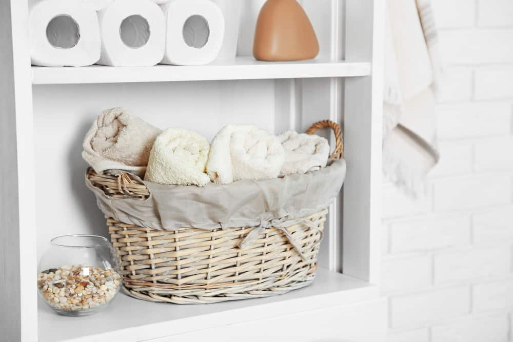 Stick to basics with baskets