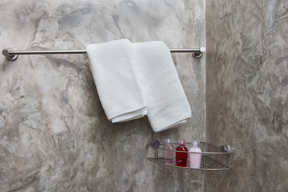 Try an alternative shower storage solution