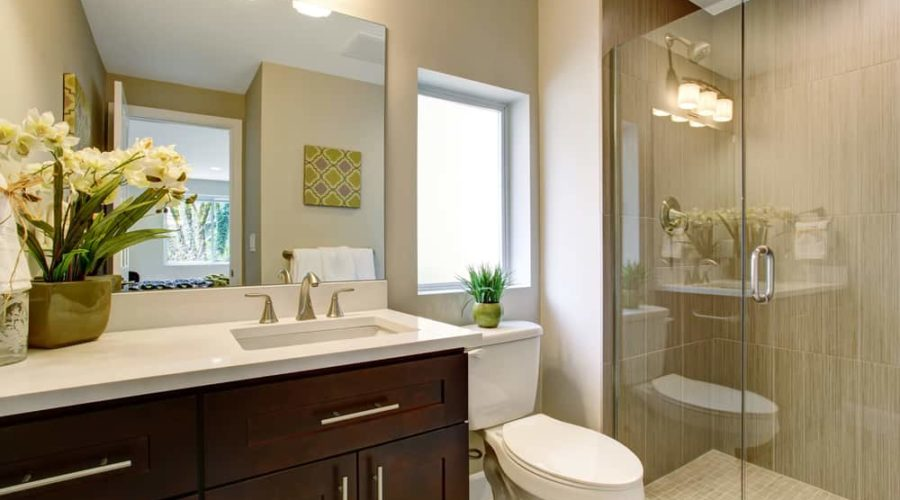 31 Design Ideas That Make Small Bathrooms Look Bigger