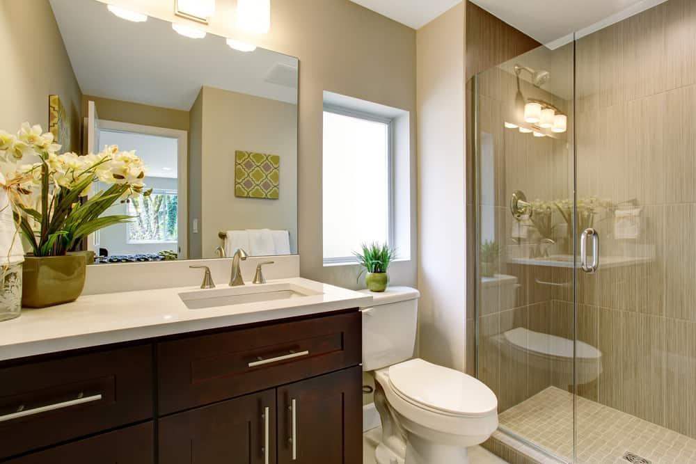31 Design Ideas That Make Small Bathrooms Look Bigger
