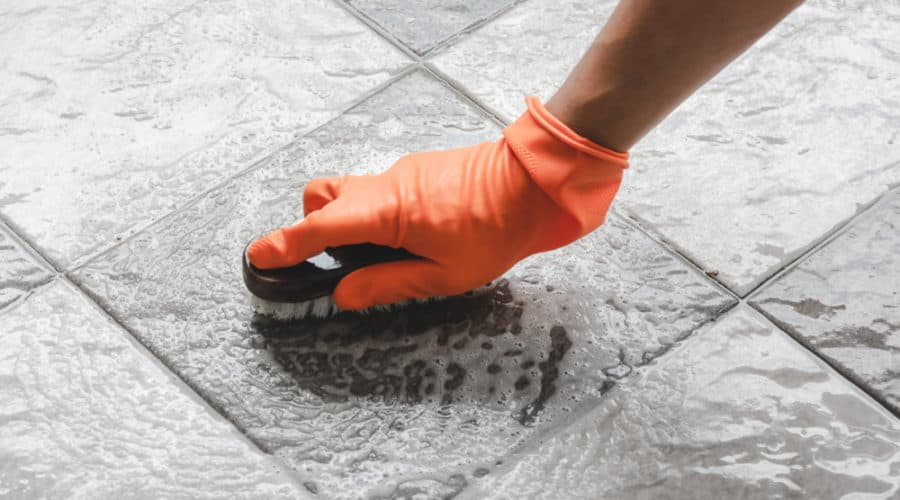 5 Tips To Clean Your Shower Floor