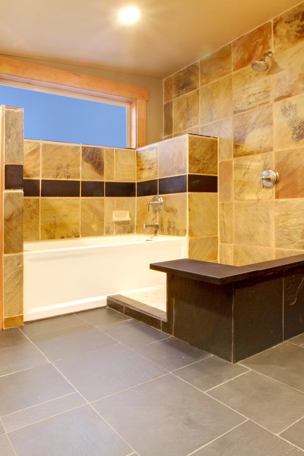 41 Creative Bathroom Tile Ideas