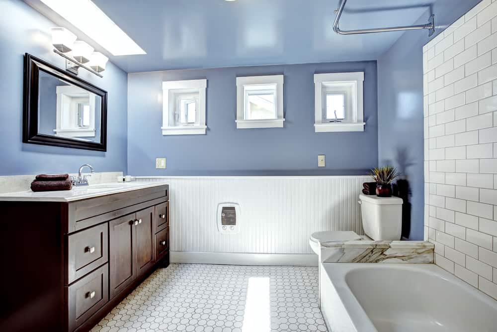 Busy bath designs