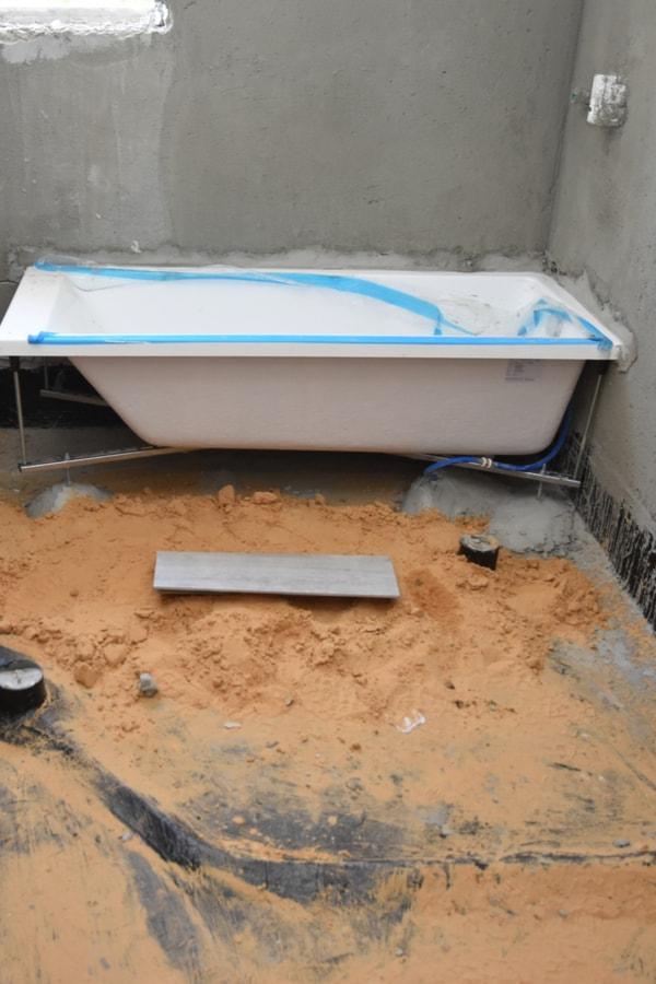 refinish tub