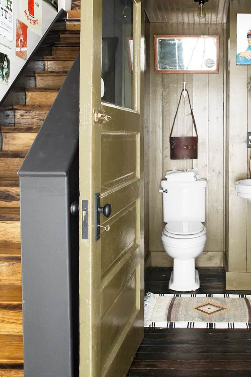 Create Extra Powder Room