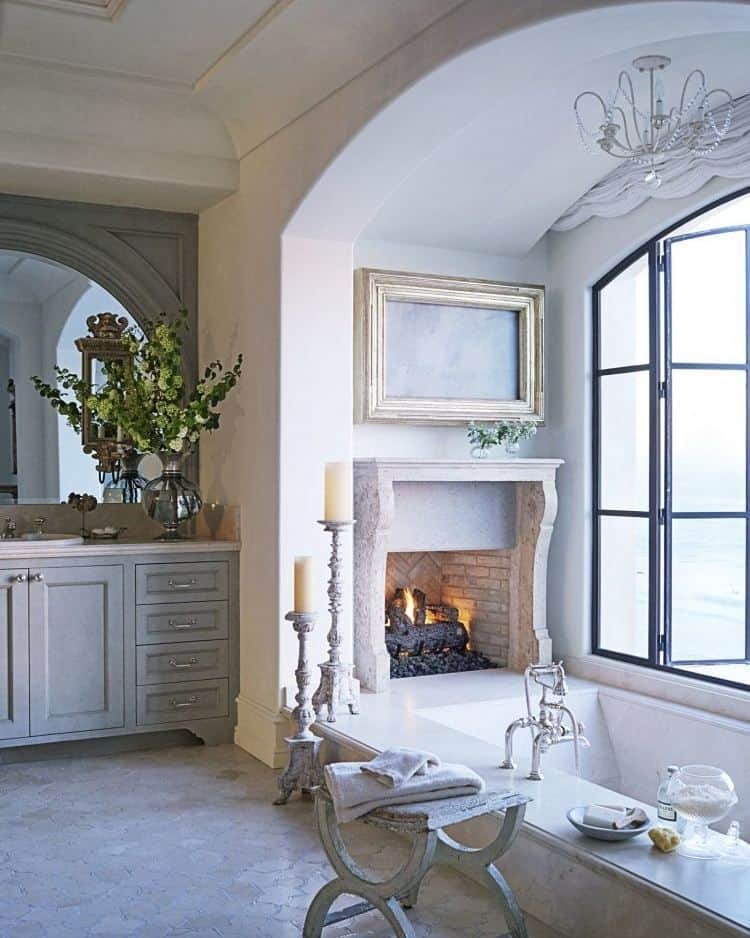 Create a Fireplace