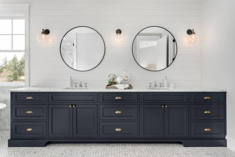 41 Bathroom Vanity Cabinet Ideas
