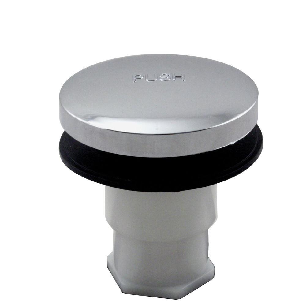 Toe-Touch Bathtub Drain Stopper