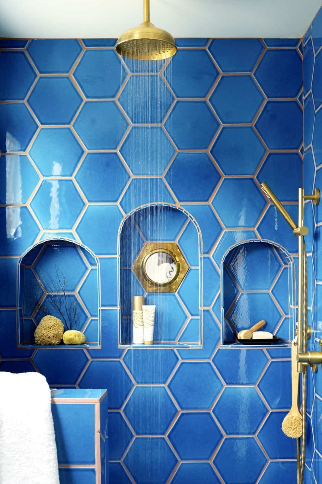 Use Invigorating Color Tile