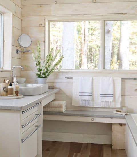 Use Wood Paneling