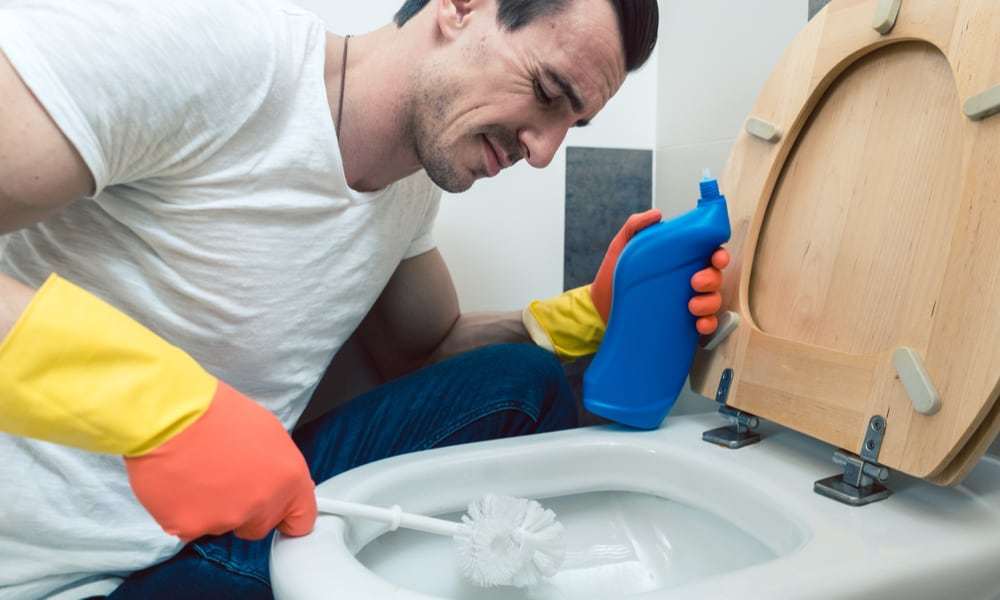 11 Excellent Tips To Unclog A Toilet With Poop In It