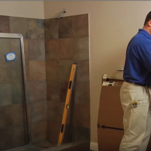 13 Steps to Install the Glass Shower Door