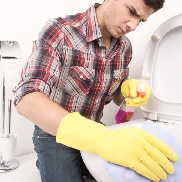 3 Different Techniques To Clean A Toilet Seat