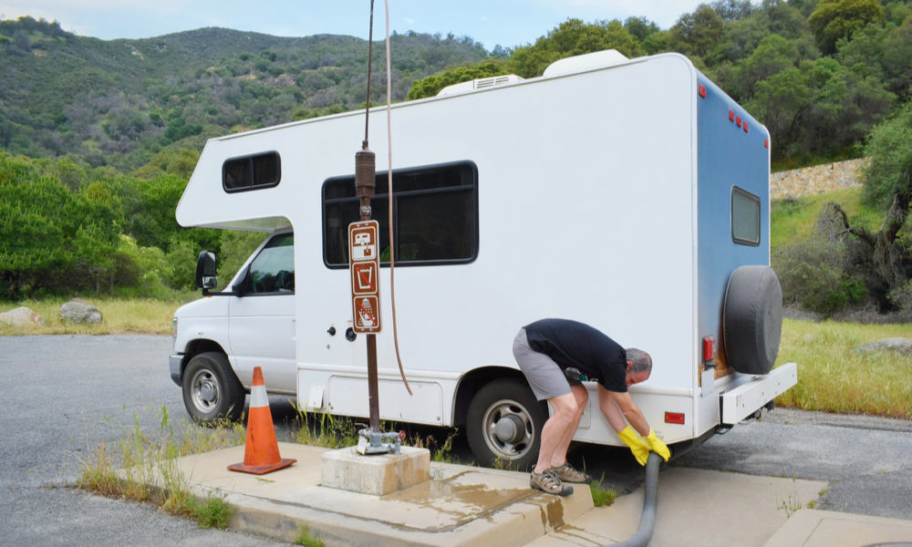 4 Easy Steps to Remove RV Toilet