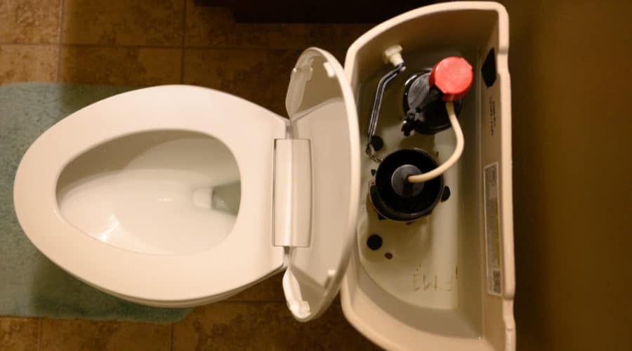5 Tips To Stop A Toilet From Running