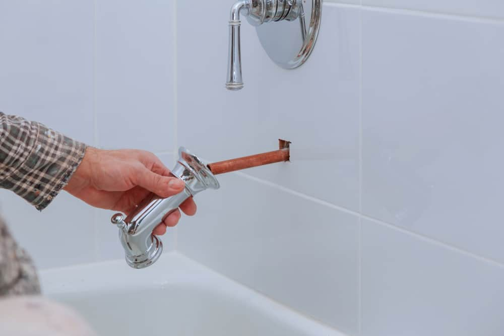 5 Ways To Fix A Shower Diverter Pull Up