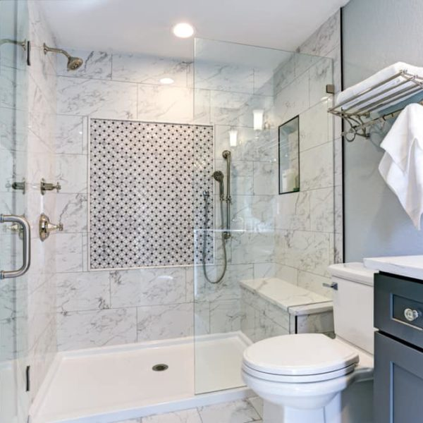 6 Simple Steps to Build a Walk-in Shower