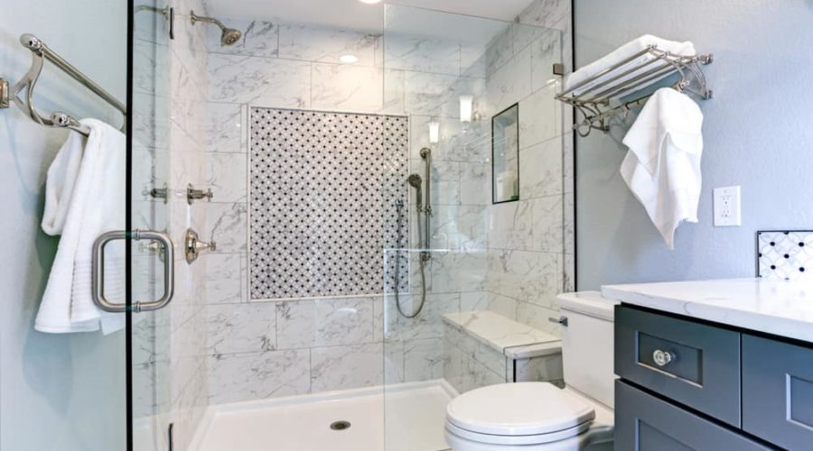 6 Simple Steps To Build A Walk In Shower