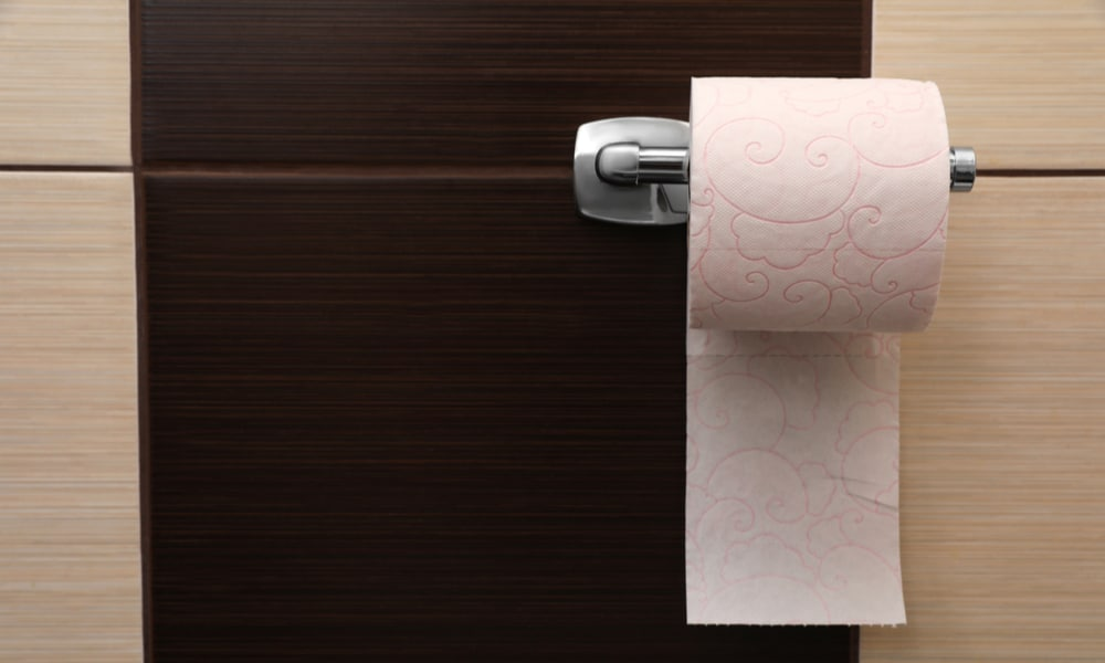 8 Easy Steps To Install A Toilet Paper Holder