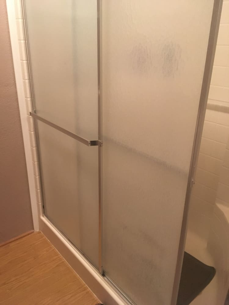 Best Options for Cleaning Shower Door Tracks