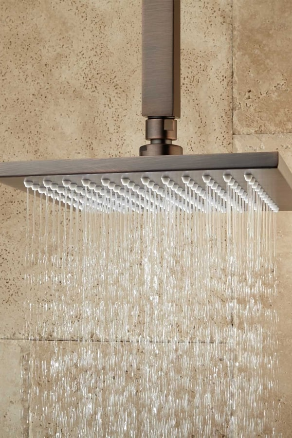 Ceiling Mounted Rain Head