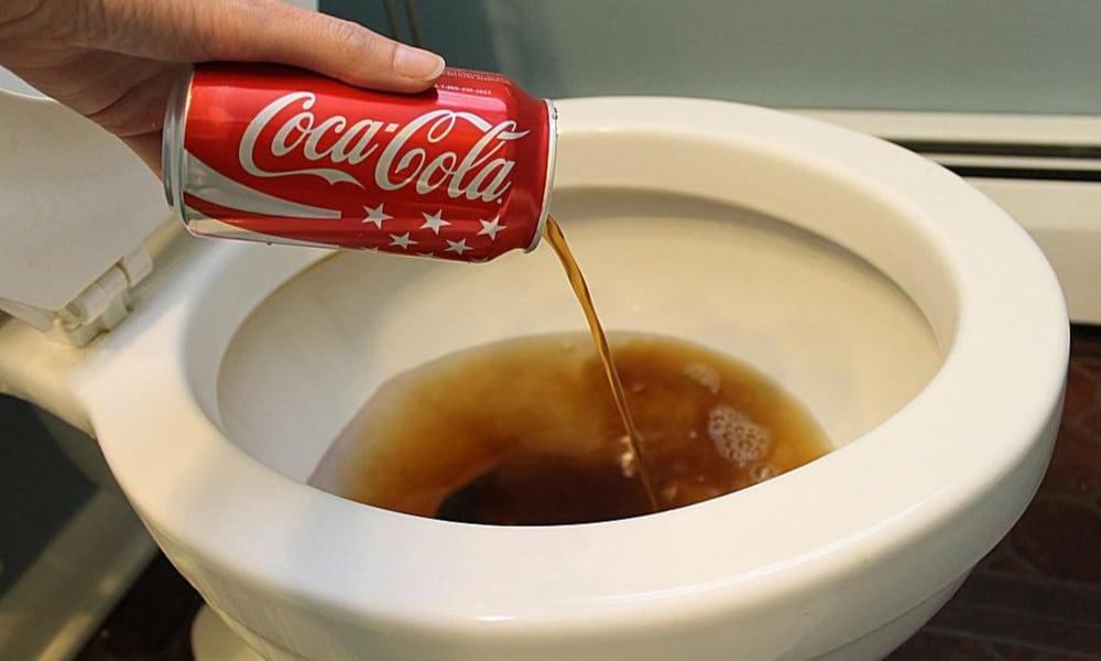Coca-Cola and Plastic Foil