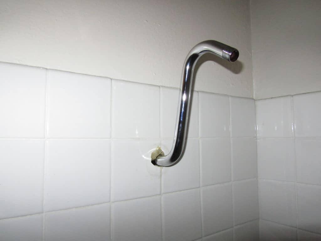 Fix New Shower Accessories