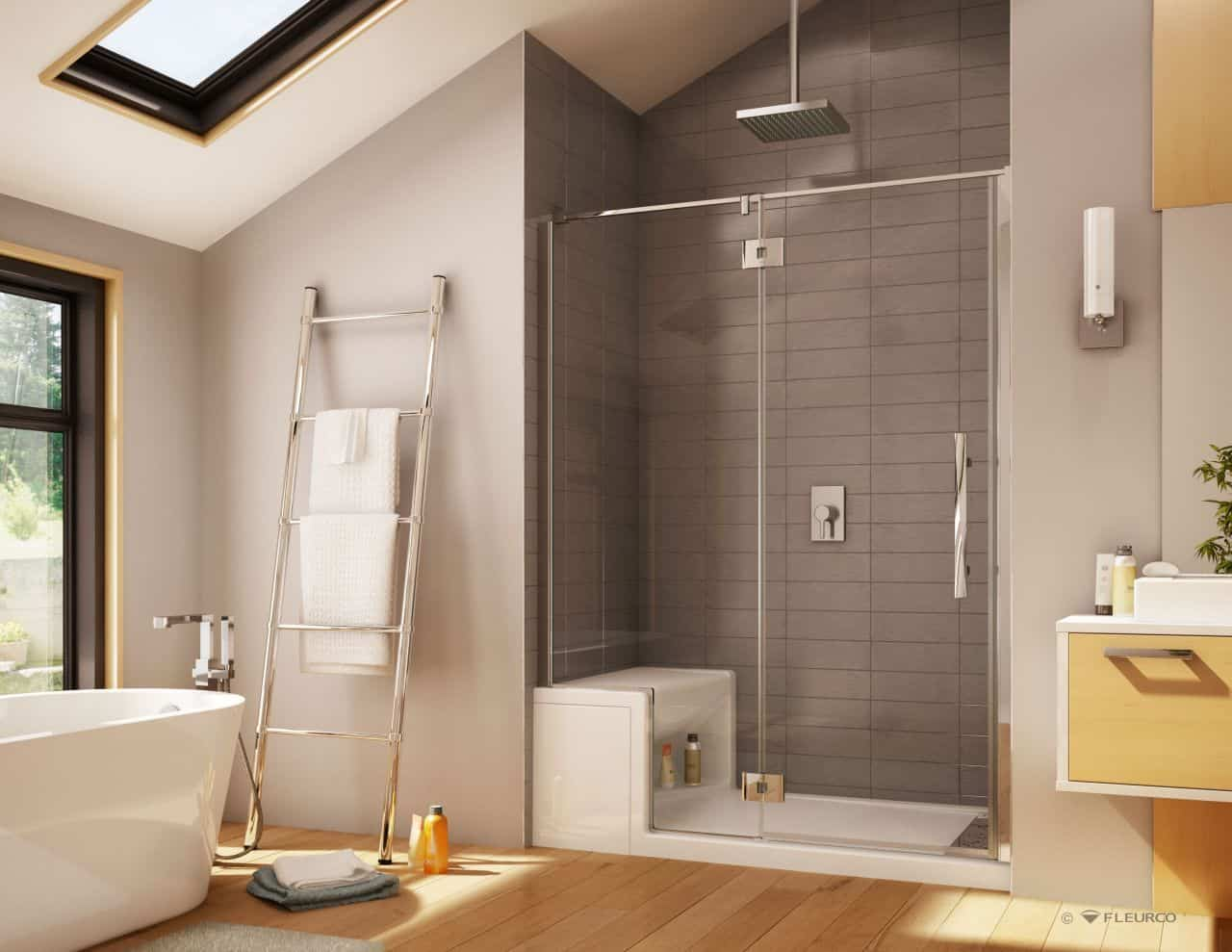 How does it complement the overall ambience of your bathroom
