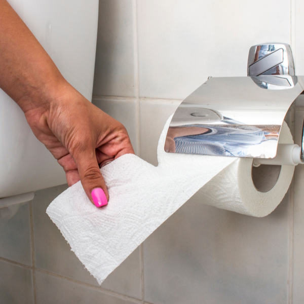 How to Use Toilet Paper Properly?