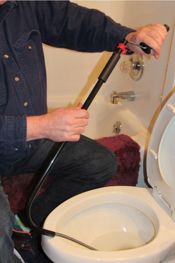 How to remove the clogs 1