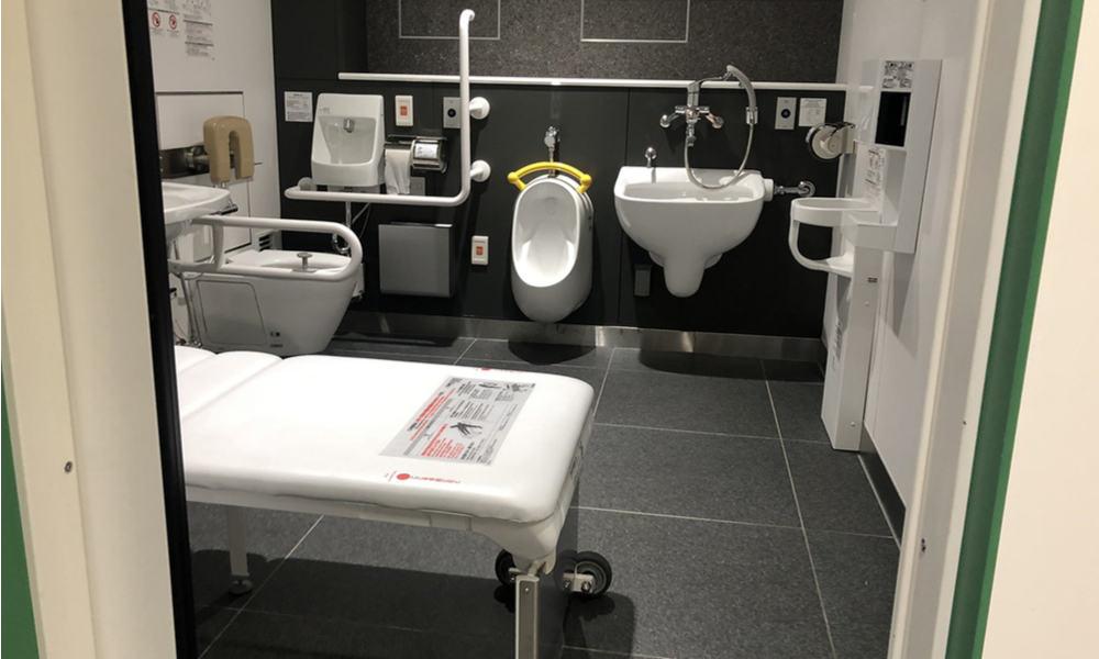 Multipurpose Toilets 1