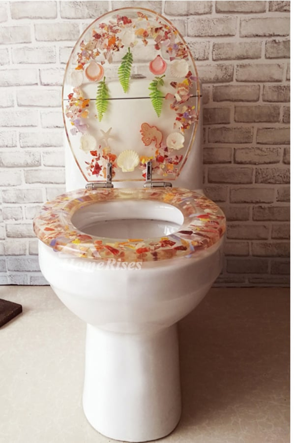 Resin Toilet Seats