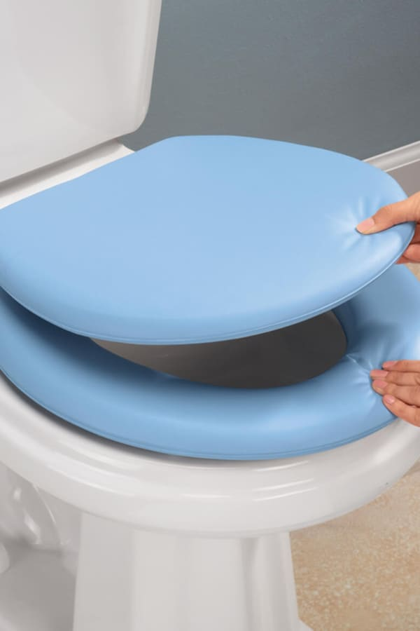Should You Buy a Padded Toilet Seat