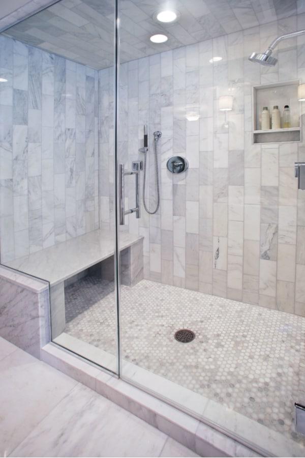 Shower Steam Floor