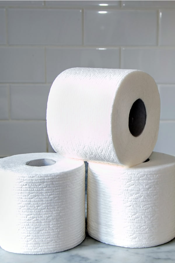 Some little known facts about toilet paper