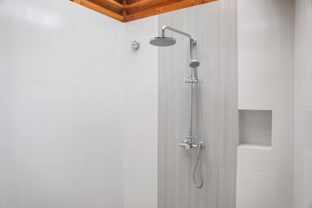 Standard Shower Head Height