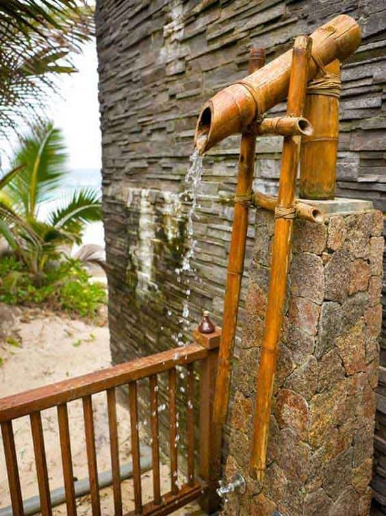The Original Outdoor Shower