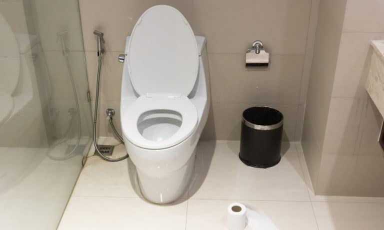 Toilet Seat Classification Based on Close
