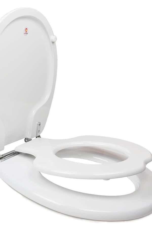 Toilet seat for children