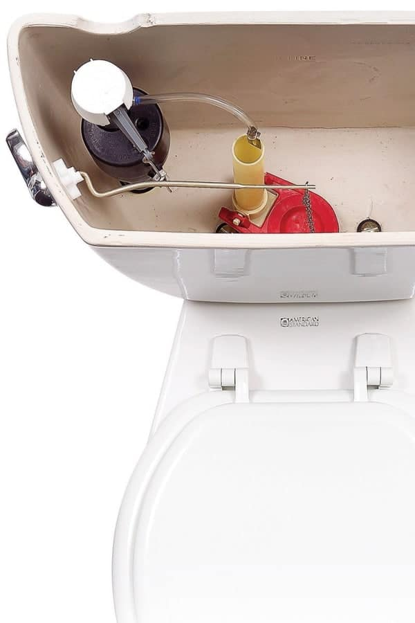 Traditional Gravity Toilet